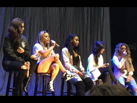 Fifth Harmony 7/27 Full Cologne Germany Soundcheck 18/10/16