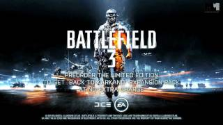 Battlefield 3 | Frostbite 2 features trailer (2011)
