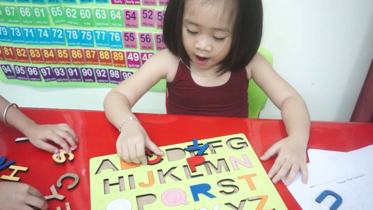 Beeblue Alphabet Activities For 3 Year Old Kid Youtube