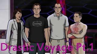 """Archer S6E12 """"Drastic Voyage Pt.1"""""""