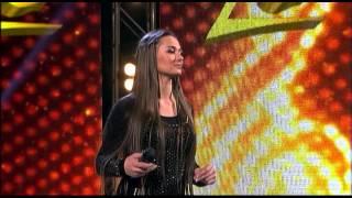 Ivona Negovanovic - Ja nemam drugi dom - Bato bre - (Live) - ZG 2013/14 - 15.02.2014. EM 19.