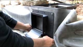 Pond Skimmer Installation  How to