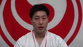 2017年10月14日・15日に開催された第49回全日本空手道選手権大会で3位に...