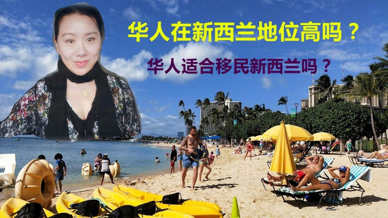 华人在新西兰地位高吗?华人适合移民新西兰吗?新西兰小学清晨上学时是啥样?40期视频发表于2020年6月26日