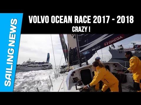 Crazy sailing - Volvo Ocean Race 2017-2018