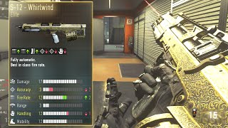 """S12 - Whirlwind"" (Elite Weapons of Advanced Warfare)"