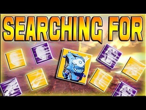 Destiny - TWILIGHT GARRISON SEARCH - OPENING EXOTIC/LEGENDARY ENGRAMS!