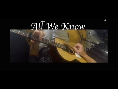 Kelly Valleau - All We Know (The Chainsmokers) - Fingerstyle Guitar