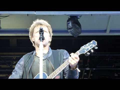 """Bon Jovi """"What About Now"""" : Stuttgart 2013.6.21"""