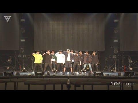 [Choreography Video]SEVENTEEN - CALL CALL CALL!