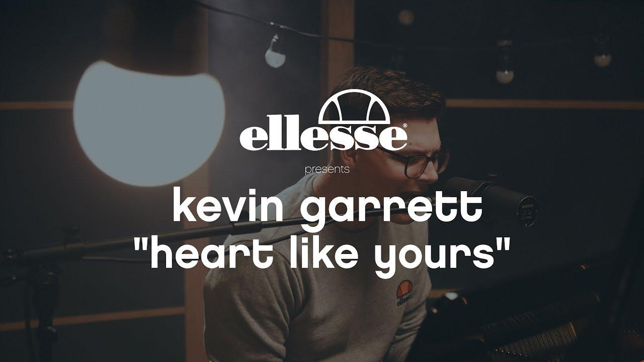 Kevin Garrett Sings Heart Like Yours Ellesse Make It
