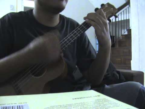 Guitar guitar chords you and i by chance : JR Aquino - By Chance You and I (Ukulele Cover & Chords) - YouTube
