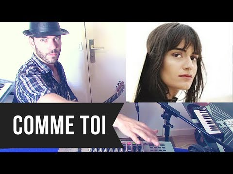 Clara Luciani - Comme toi ( Acoustic cover )