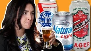 Cheap Beer Reviewed By A Wine Expert thumbnail