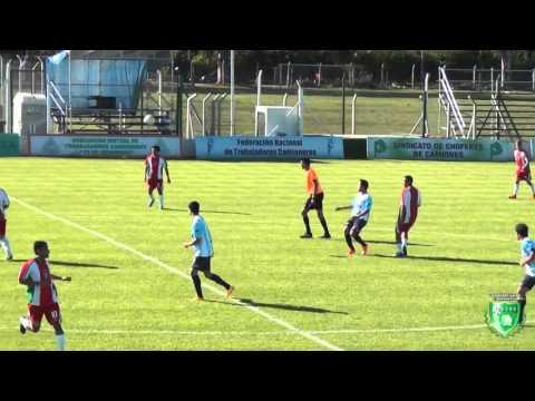 GOL: CAMIONEROS 1 - FERRO DE LAS FLORES 0