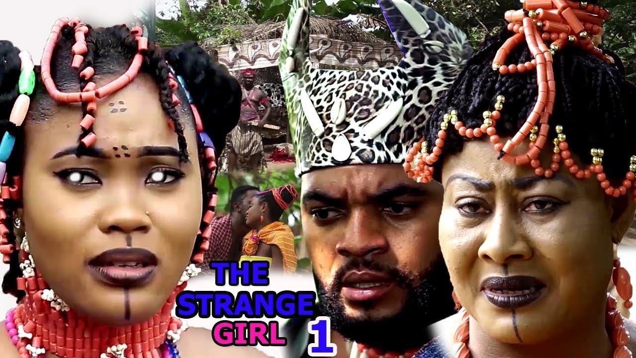 Download The Strange Girl Season 1 - 2018 Latest Nigerian Nollywood Movie Full HD | Epic Movie