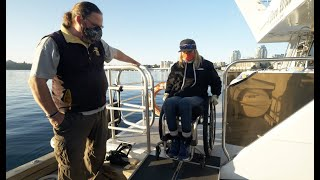 Accessible Tourism: Inclusive Whale & Wildlife Watching Tours with Eagle Wing Tours in Victoria, BC