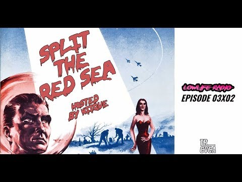 Lowlife Radio 03x02 - Split The Red Sea w/ Niique