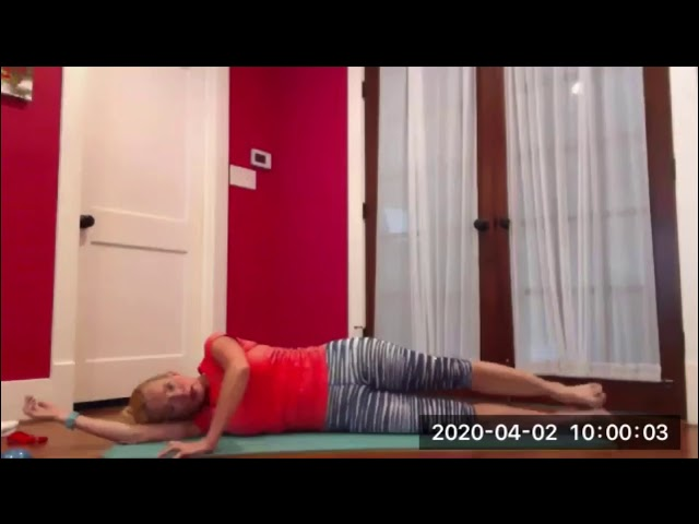 Mat Pilates at Home 2