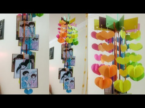 DIY photo wind chimes | Wind chimes tutorial | 3rd design