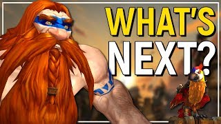 MORE TO COME! Allied Races In World of Warcraft's Future: What Will They Be?