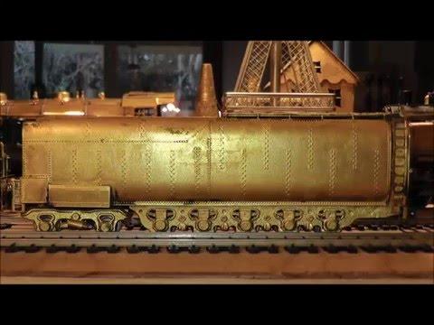 HO Brass Tender Union Pacific Big Boy 4-8-8-4 Challenger 4-6-6-4 Tetsudo 4-8-4