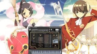 [VSTi] 下野紘 - 集積回路の夢旅人 (神のみぞ知るセカイ OST Track 46)