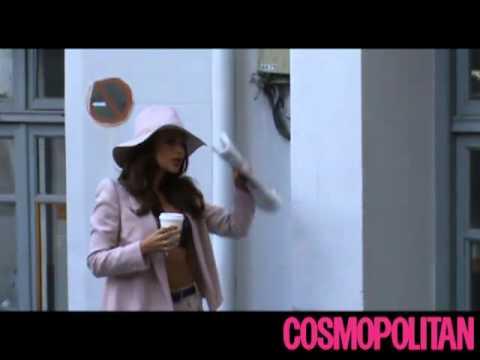 Paula Echevarría para Cosmopolitan thumbnail