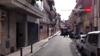 15.11.2014 Explosión en una vivienda en San Fernando de Henares