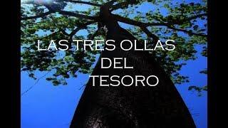 Las tres ollas del tesoro/ Mario F. Delgado Castro.