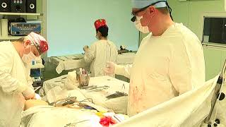2018-02-20 г. Брест. Открытие отделения хирургии и трансплантации. Новости на Буг-ТВ. #бугтв
