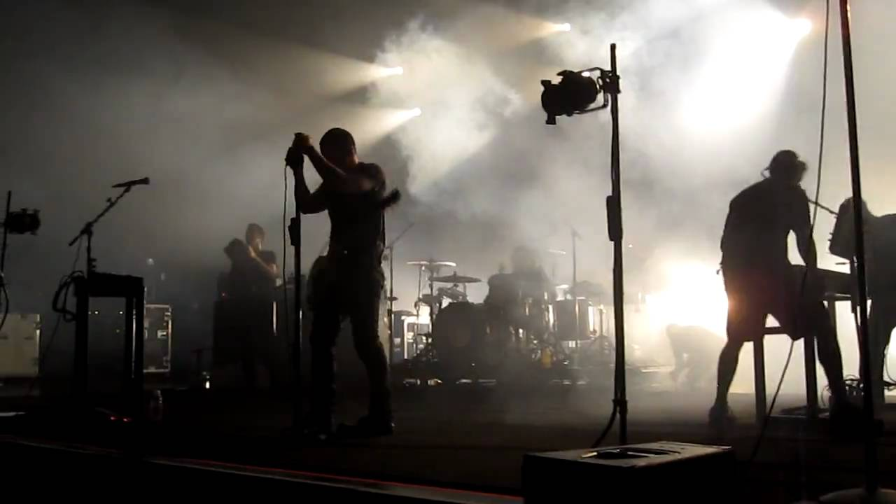 Nine Inch Nails - Just Like You Imagined HD (live w/ Mike Garson ...