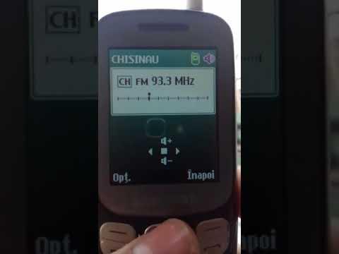 RADIO CHIŞINĂU - Cahul - 93.3 MHz în Bordeşti (VN)