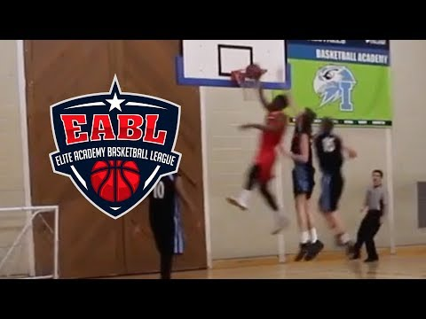 EABL Top 10 plays of the 2016-17 Season