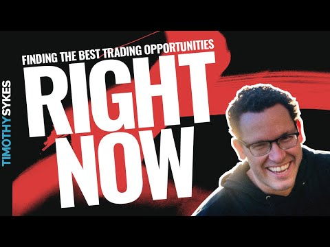 Finding The Best Trading Opportunities Right Now