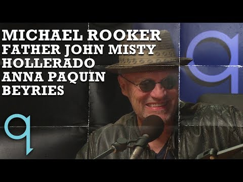 q with Tom Power Ep. 15 | Michael Rooker, Father John Misty, Hollerado, Anna Paquin, Beyries