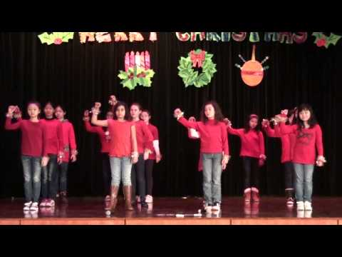 Macau Anglican College Christmas Show 2013~2014 (Upper Primary)