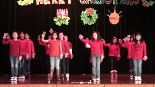 Macau Anglican College Christmas Show 2014~2015 (Upper Primary)