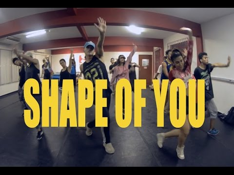 ED SHEERAN - Shape Of You | Cleiton Oliveira Choreography