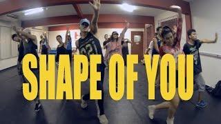 Baixar ED SHEERAN - Shape Of You   Cleiton Oliveira Choreography