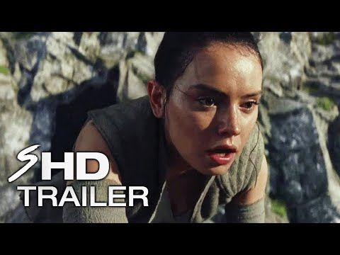 Star Wars: The Last Jedi OFFICIAL Trailer #1 (2017)