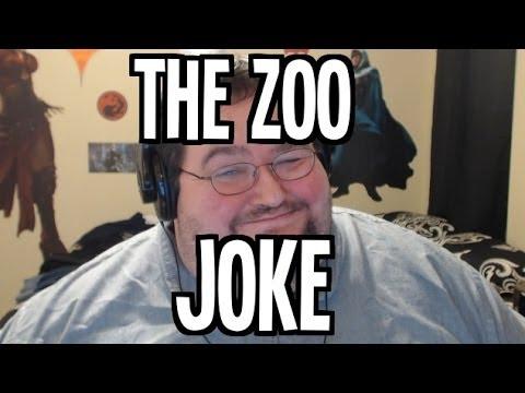 The Zoo Joke