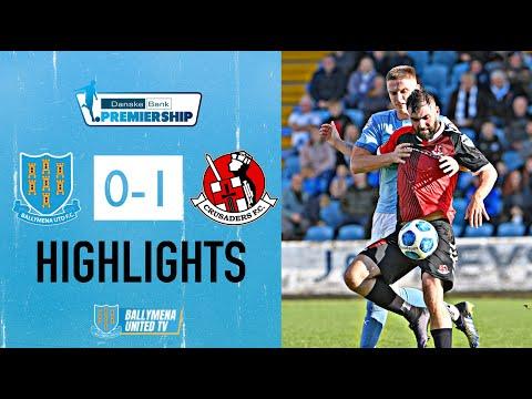 Ballymena Crusaders Goals And Highlights