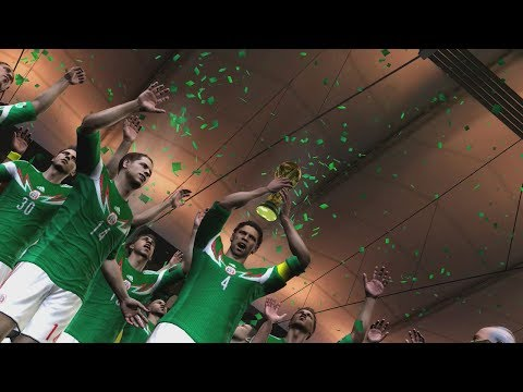 2014 FIFA World Cup Brazil: Mexico wins the World Cup! HD Gameplay