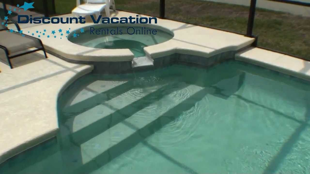 Hg4p240k 4 bedroom vacation rental house in gated community orlando fl youtube 4 bedroom vacation rentals orlando florida