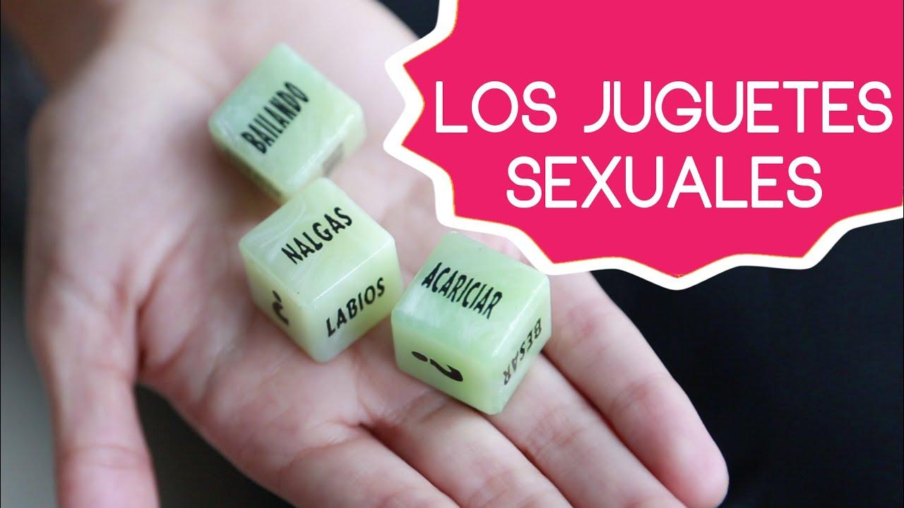 Juguetes sexuales femeninos caseros vid