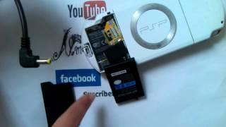 Solución posible: la bateria de psp no funciona - almadgata