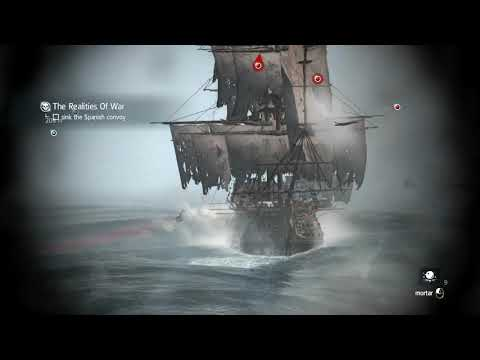 Assassin's Creed 4 Black Flag - Fort Conttoyor - Naval contract Realities of war