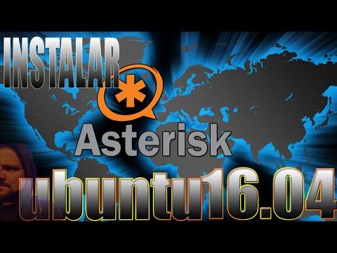 Cómo instalar Asterisk 14 en Ubuntu 16.04