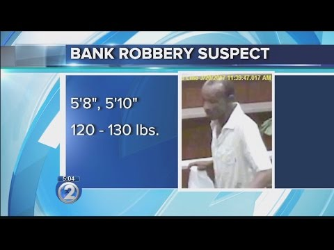 Police seek suspect in American Savings Bank robbery at Ala Moana Center